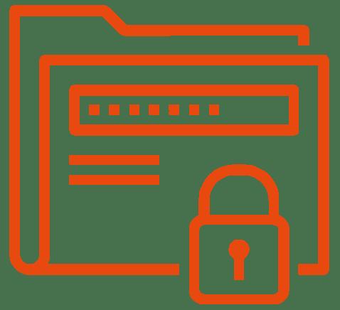 File secure icon