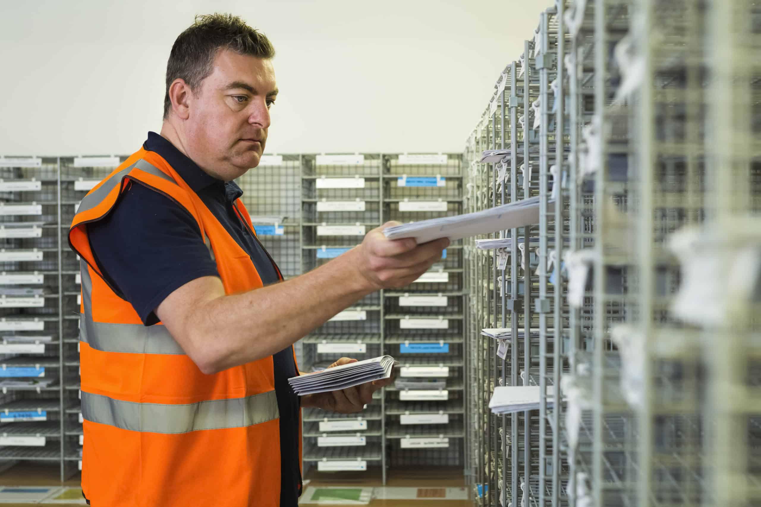 OASIS Group Digital Mailroom