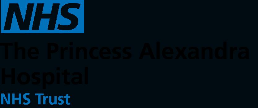 The Princess Alexandra Hospital logo